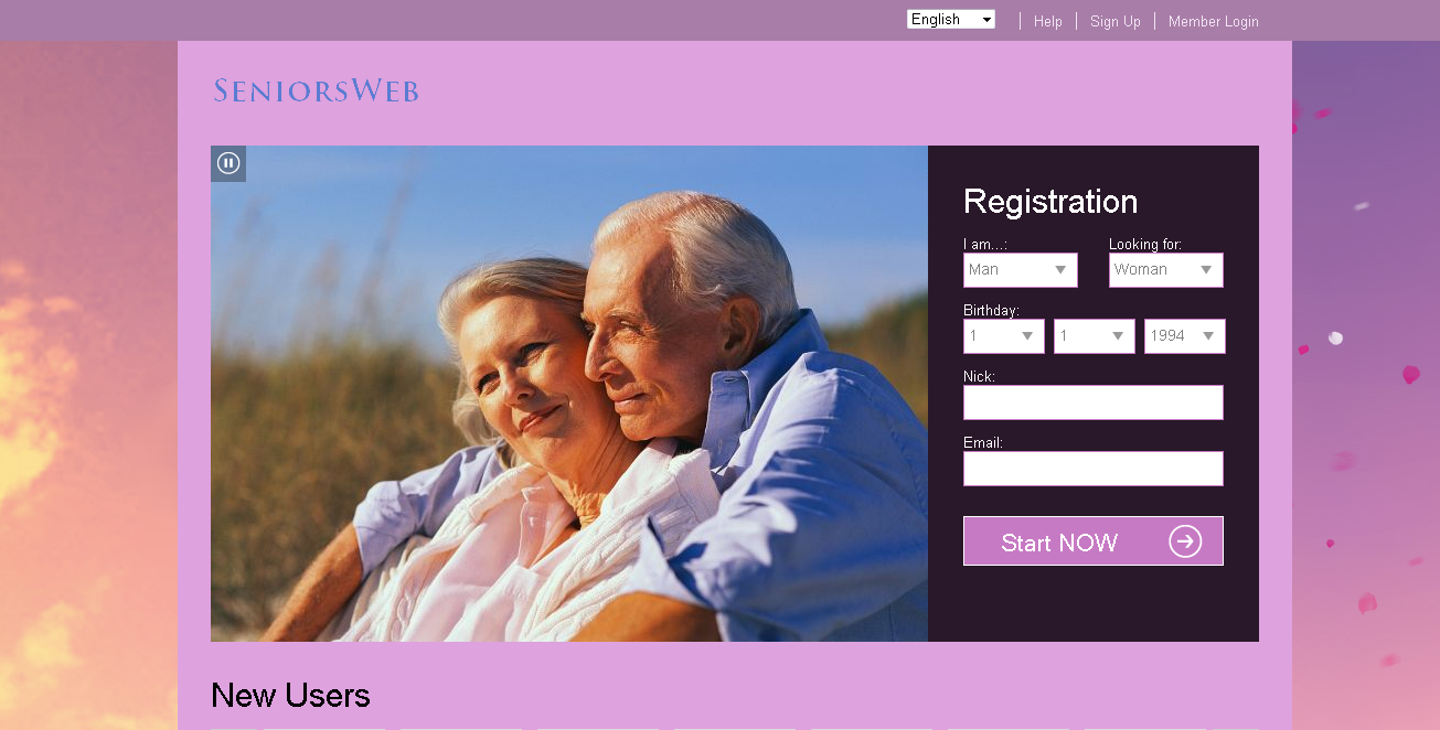 vista senior dating site Seniormatch - top senior dating site for singles over 50 meet senior people and start mature dating with the best 50 plus dating website and apps now.