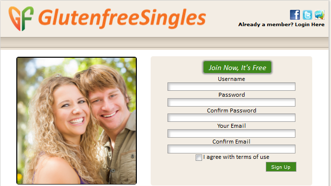 Dating site for