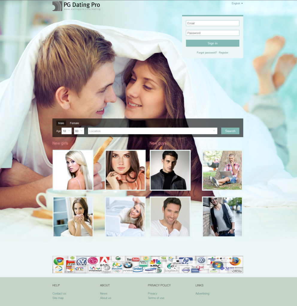 Pg dating pro nulled themes