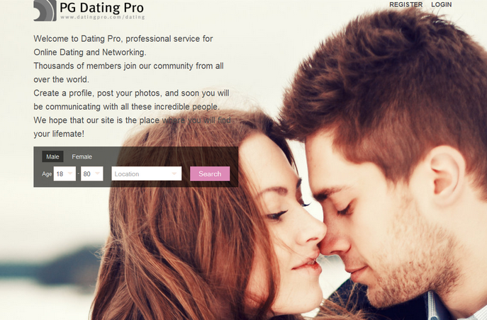 Dating website for business owners