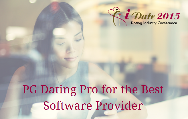 Dating Pro is finalist in category 'Best Dating Software & SAAS Provider' at the 5th iDate awards