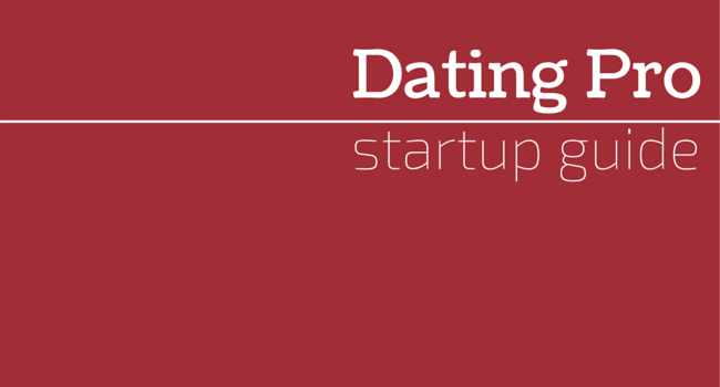 How to start up a dating business