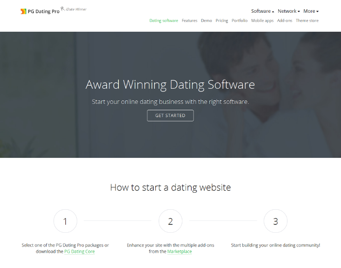 dating site with free messaging