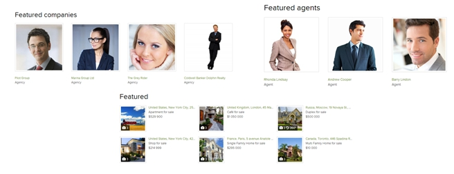 featured agent