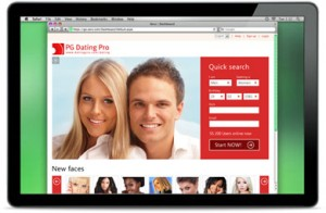 Dating Pro 2012 - new software design